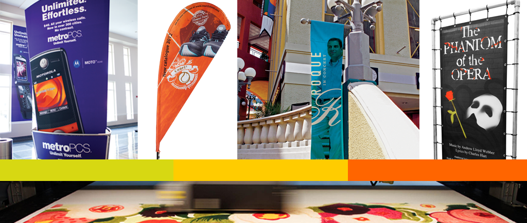 Fabric and Textile Signs to Promote Your Orlando Business