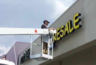 Sign Maintenance and Repair Orlando