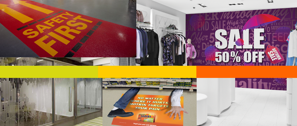 AlumiGraphics: Advertising on Floors in Orlando!