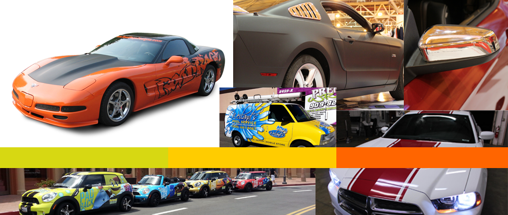Get Your Vehicle Wraps from the Experts in Orange County FL