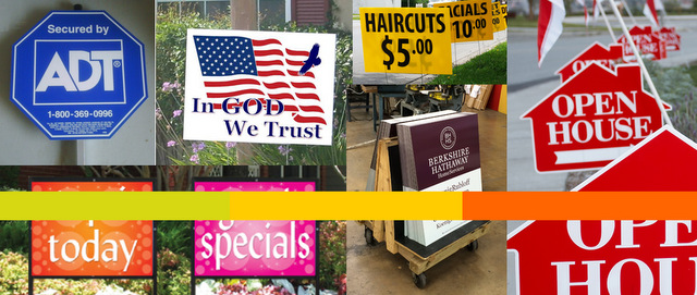 What are bootleg signs and how are they used