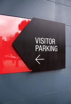 Visitor Parking Signs Orlando