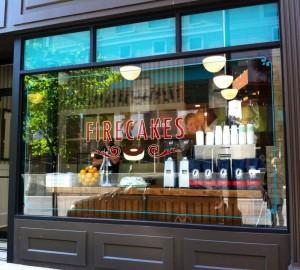 Restaurant vinyl window decals Orlando FL