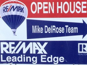 Open House Real Estate Signs Orlando