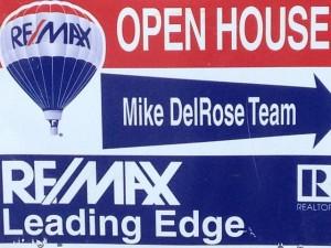 Open House Real Estate Signs Orlando