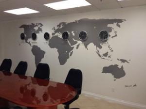 Conference Room Wall Graphics Orlando