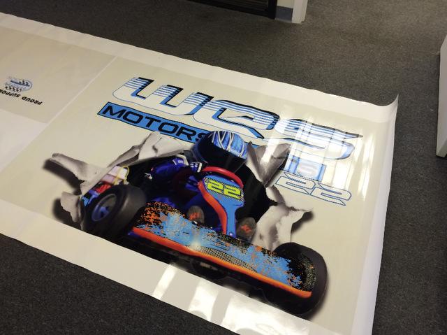 Vehicle graphics printing Orlando
