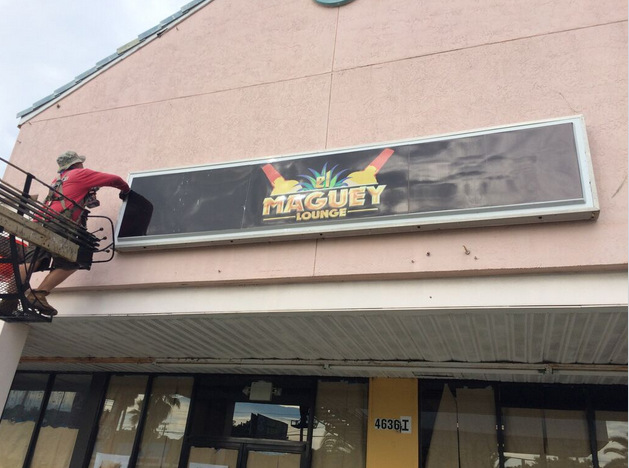 Sign Removal Kissimmee FL