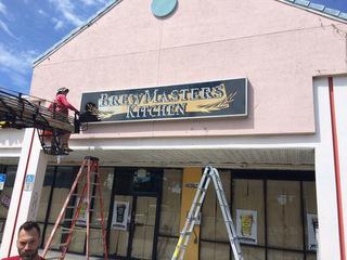 Exterior Sign Installation Kissimmee FL