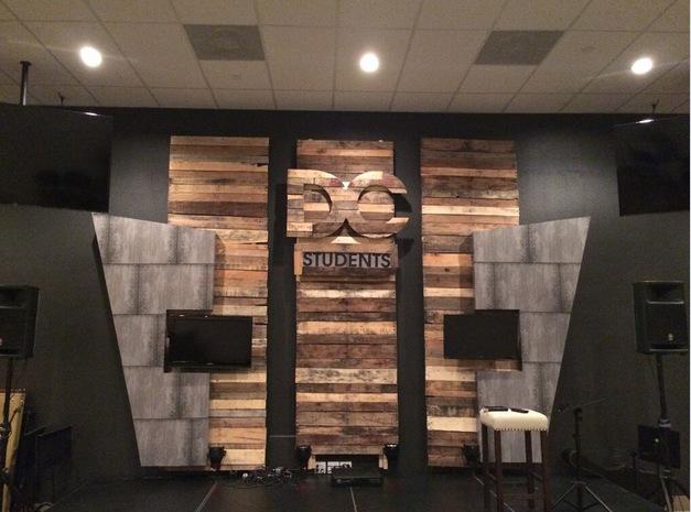 Wall Displays for Churches in Orlando FL