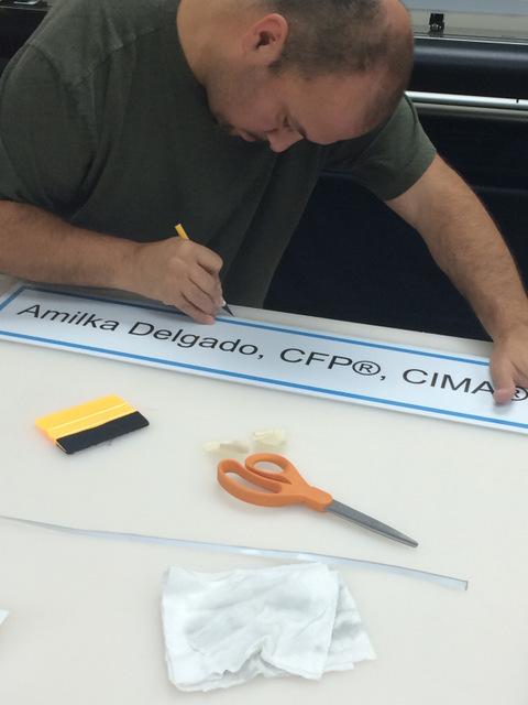 Post and Panel Sign Fabrication Orlando