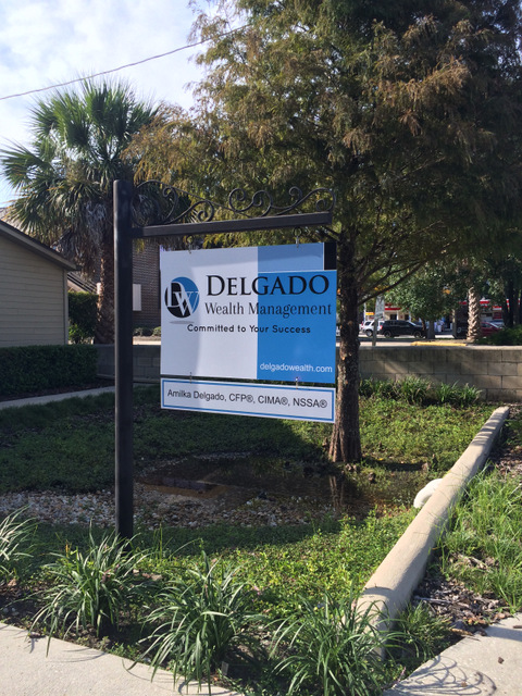 Exterior signs Orlando