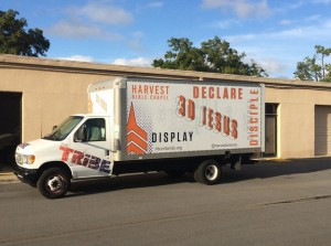 Vehicle Wraps and Graphics Orange County FL
