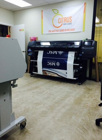 Printing banners and wall graphics Fort Lauderdale FL