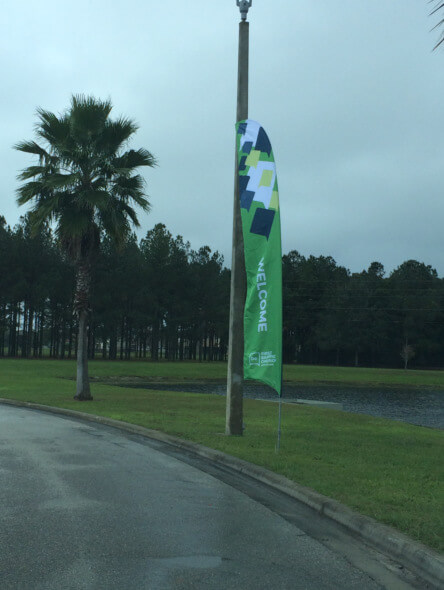 Bow Flags for Churches in Windemere FL