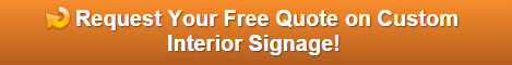 Free quote on lobby signs and door graphics Orlando FL