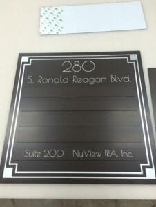 Office Signs for Walls
