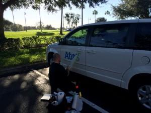 Remove Vehicle Graphics in Orlando FL