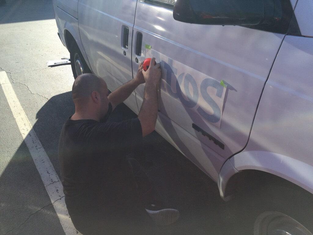 Vehicle Graphic Installation Orlando FL