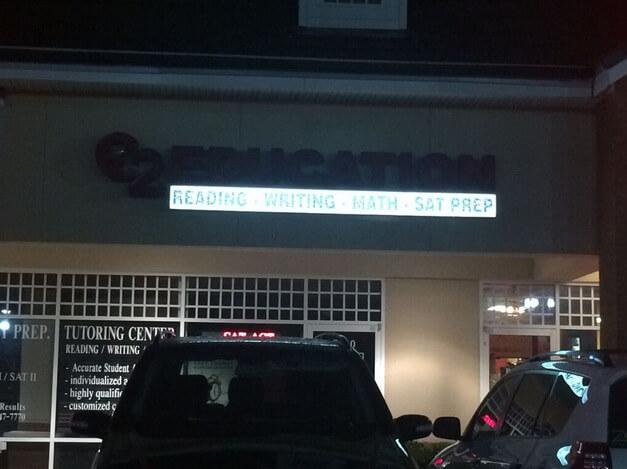 Illuminated Sign Repairs Orlando FL