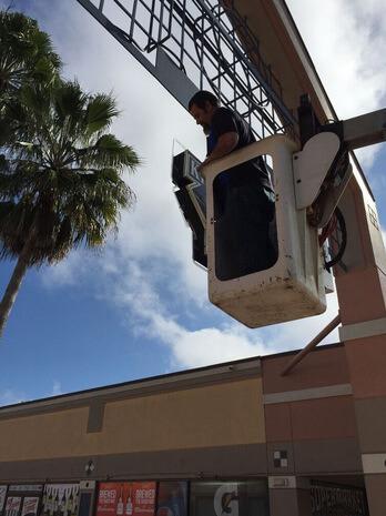 Cabinet Sign Refacing Orlando FL