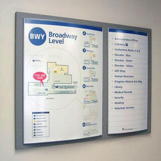 Lobby directory signs in Orlando FL