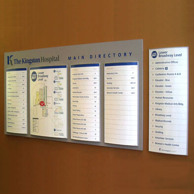 Why You Need Lobby Directory Signs in Orlando