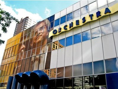 see-through window graphics in Orlando, perforated window graphics in Orlando