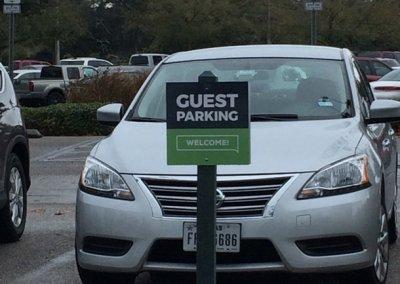 First_Baptist_Church_Guest_Parking_Signs