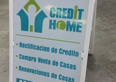 Home_Credit_A_Frame_Sign_Printing