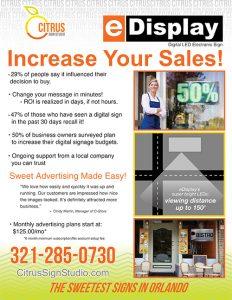 Orlando digital signage company